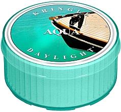 Parfumuri și produse cosmetice Lumânare aromată - Kringle Candle Aqua Daylight