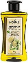 Parfumuri și produse cosmetice Șampon pentru păr vopsit - Melica Organic For Coloured Hair Shampoo