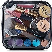 """Parfumuri și produse cosmetice Trusă cosmetică Visible Bag"""" 17x17x6 cm ( fără produse) - MakeUp"""