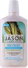 """Parfumuri și produse cosmetice Agent de clătire pentru cavitatea bucală de întărire """"Prospețimea mării"""" - Jason Natural Cosmetics Sea Fresh Strengthening"""
