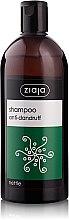 """Parfumuri și produse cosmetice Șampon anti-mătreață """"Urzică"""" - Ziaja Shampoo"""