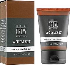 Parfumuri și produse cosmetice Охлаждающий крем для бритья - American Crew Acumen Cooling Shave Cream