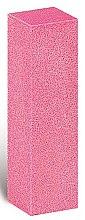 Parfumuri și produse cosmetice Buffer pentru unghii, roz - Donegal
