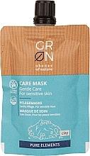 Parfumuri și produse cosmetice Mască de față - GRN Pure Elements Clay Cream Mask