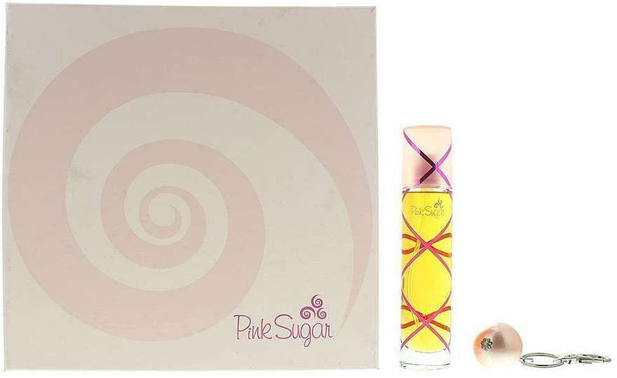Aquolina Pink Sugar - Set (edt/50ml+acc.) — Imagine N1