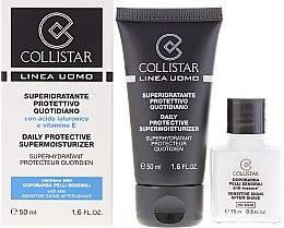 Parfumuri și produse cosmetice Set - Collistar Daily Protective Supermoisturizer (cr/50ml + cr/15ml)