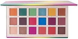 Parfumuri și produse cosmetice Paletă fard de ochi - Moira Wanderlust Palette