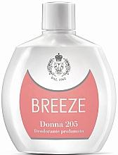 Parfumuri și produse cosmetice Breeze Squeeze Deodorant Donna 205 - Deodorant pentru corp