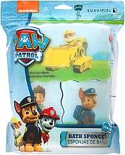 Parfumuri și produse cosmetice Set bureți de baie - Suavipiel Paw Patrol Chase Ryder Rubble Bath Sponge