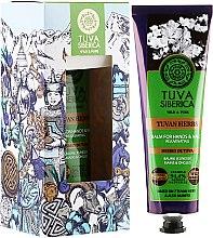 Parfumuri și produse cosmetice Balsam pentru mâini - Natura Siberica Tuva Siberica Tuvan Herbs Rejuvenating Balm For Hands And Nails