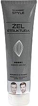 Parfumuri și produse cosmetice Gel de păr - WS Academy Style Struktura