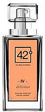 Parfumuri și produse cosmetice 42° by Beauty More IV Delicieux - Apa parfumată