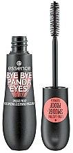 Parfumuri și produse cosmetice Rimel - Essence Bye Bye Panda Eyes! Smudge-Proof Volumizing And Defining Mascara