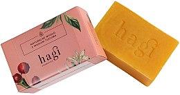 Parfumuri și produse cosmetice Săpun natural cu ulei de tucuma - Hagi Natural Soap
