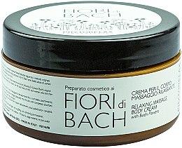 Parfumuri și produse cosmetice Cremă de masaj pentru corp - Phytorelax Laboratories Bach Flowers Relaxing Massage Body Cream