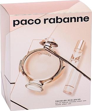 Paco Rabanne Olympea - Set (edp/80ml + edp/20ml) — Imagine N1