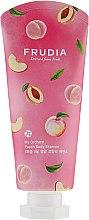 Parfumuri și produse cosmetice Lapte nutritiv cu aromă de piersic pentru corp - Frudia My Orchard Peach Body Essence