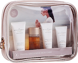 Parfumuri și produse cosmetice Set - Rituals The Ritual Of Namaste Set (foam/30ml + micel/water/30ml + d/cr/20ml + ser/10ml)