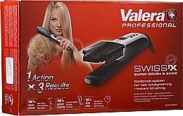 Parfumuri și produse cosmetice Placă de păr - Valera Swiss'x Super Brush & Shine