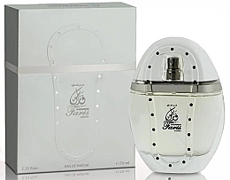 Parfumuri și produse cosmetice Al Haramain Faris Aswad - Apă de parfum
