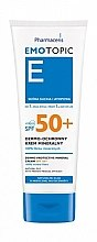 Parfumuri și produse cosmetice Cremă cu protecție solară SPF 50+ pentru față și corp - Pharmaceris Emotopic Mineral Protection Cream SPF 50+