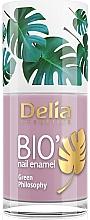 Parfumuri și produse cosmetice Lac de unghii - Delia Cosmetics Bio Green Philosophy