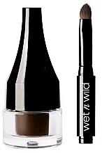 Parfumuri și produse cosmetice Pomadă pentru sprâncene - Wet N Wild Ultimate Brow Pomade
