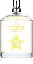 Parfumuri și produse cosmetice Roofa Cool Kids Fernando - Apă de toaletă