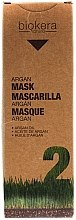 Parfumuri și produse cosmetice Маска с аргановым маслом - Salerm Biokera Argan Mask