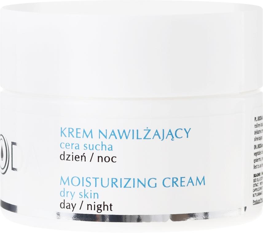Cremă hidratantă pentru pielea uscată - Uroda Moisturizing Face Cream For Dry Skin
