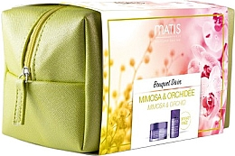 Parfumuri și produse cosmetice Set - Matis Bouquet Divin (f/cr/50ml + f/fluid/30ml + bag)