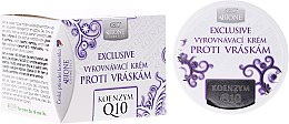 Parfumuri și produse cosmetice Cremă de față - Bione Cosmetics Exclusive Organic Smoothing Anti-Wrinkle Cream With Q10