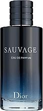 Parfumuri și produse cosmetice Dior Sauvage Eau de Parfum - Apă de parfum