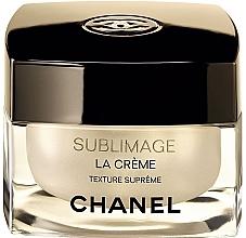 Parfumuri și produse cosmetice Cremă anti-îmbătrânire textură bogată - Chanel Sublimage La Creme Texture Supreme