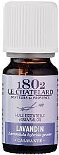 """Parfumuri și produse cosmetice Ulei esențial """"Lavandin"""" - Le Chatelard 1802 Essential Oil Lavandin Lavandula Hybrida"""