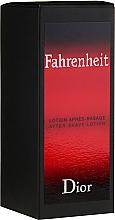 Parfumuri și produse cosmetice Christian Dior Fahrenheit - Loțiune după ras