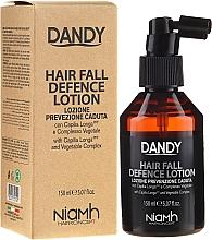 Parfumuri și produse cosmetice Loțiune împotriva căderii părului - Niamh Hairconcept Dandy Hair Fall Defence Lotion