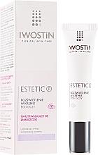 Parfumuri și produse cosmetice Cremă cu efect iluminant pentru zona ochilor - Iwostin Estetic 2 Brightening Eye Cream