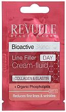 Parfumuri și produse cosmetice Cremă- filler de zi pentru față - Revuele Bio Active Collagen & Elastin Line Filler Cream (tester)
