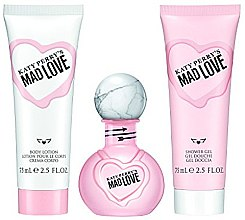 Katy Perry Katy Perry's Mad Love - Set (Edp/50ml + b/lotion/75ml + sh/gel/75ml) — Imagine N2