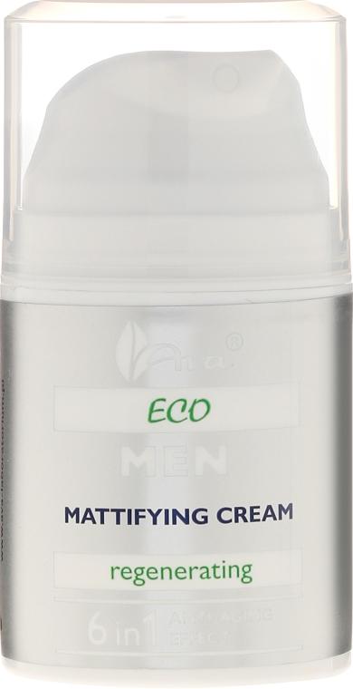 Cremă după ras - Ava Laboratorium Eco Men Cream — Imagine N2