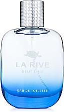Parfumuri și produse cosmetice La Rive Blue Line - Apa de toaletă