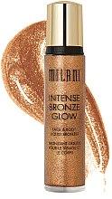 Parfumuri și produse cosmetice Bronzer lichid pentru corp - Milani Intense Bronze Glow Face & Body Liquid Bronzer