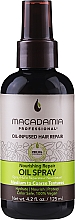 Parfumuri și produse cosmetice Ulei spray pentru păr - Macadamia Professional Nourishing Repair Oil Spray