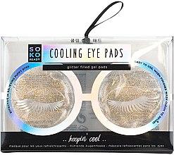 Parfumuri și produse cosmetice Patch-uri pentru ochi - Soko Ready Cooling Eye Pads