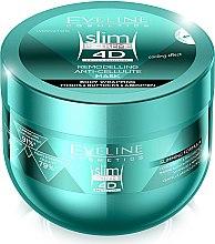 Parfumuri și produse cosmetice Mască corporală anticelulită - Eveline Cosmetics Slim Extreme 4D Body Mask
