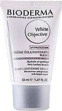 Parfumuri și produse cosmetice Cremă de mâini împotriva petelor pigmentare - Bioderma White Objective Hand Cream