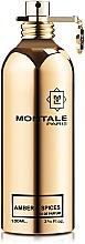 Parfumuri și produse cosmetice Montale Amber & Spices - Apă de parfum