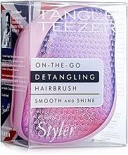 Parfumuri și produse cosmetice Perie de păr - Tangle Teezer Compact Styler Sunset Pink