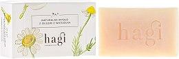 Parfumuri și produse cosmetice Săpun natural cu extract de cioboțica-cucului - Hagi Soap
